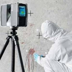 FARO 3D LASER SCANNER FOR FORENSIC INDUSTRY | Survey and